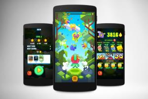 Portfolio for Game development Android iOS