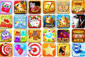 Portfolio for Professional ICON design for games apps