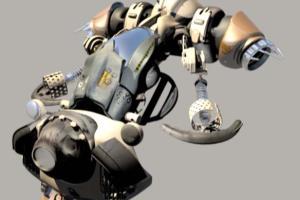 Portfolio for Concept design and 3D modeling