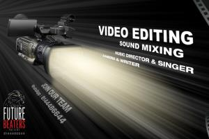 Portfolio for Video Editing & Sound Mixing