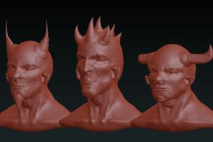 Portfolio for Blender 3D