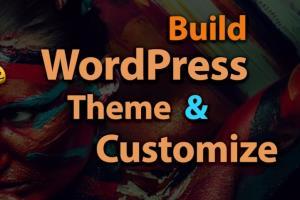 Portfolio for wordpress website design with divi theme