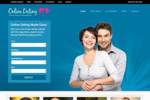 Portfolio for Dating website development