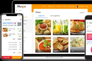 Portfolio for Restaurant Management Software