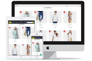Portfolio for eCommerce Website and Mobile App
