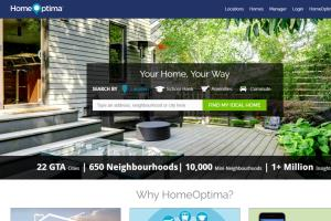 Portfolio for Real Estate Websites and Mobile Apps