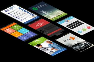 Portfolio for Android & iOS Application development