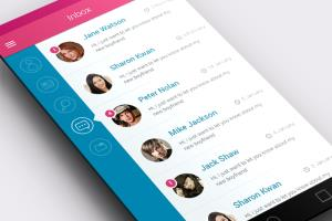 Portfolio for Dating Android Application