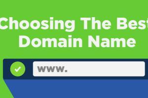 Portfolio for SEO Friendly Branded New Domain Name