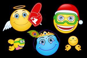 Portfolio for I Will Design Unique Emoji And Icons