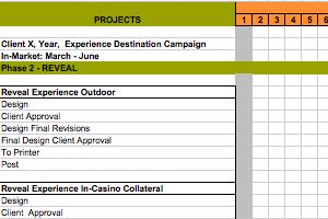 Portfolio for Team building