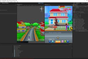 Portfolio for Unity3D & Cocos2d-x Game Developer