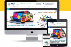Website Design & Devolopment Solution