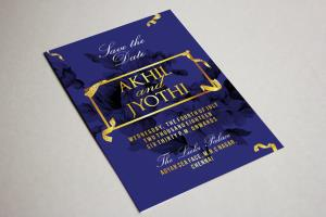 Portfolio for Wedding Invite Design