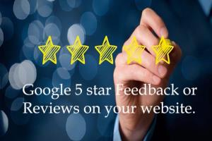 Portfolio for Write 20 google plus business review