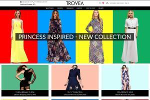 Dress shopping site