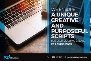 Portfolio for Video Script Writing