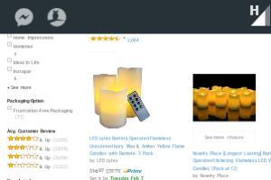 Portfolio for Google SEO worker and Amazon seo worker