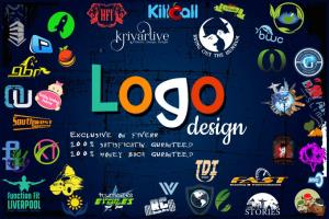 Portfolio for Logo design until satisfaction