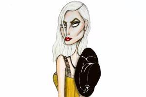 Portfolio for Fashion Illustrator
