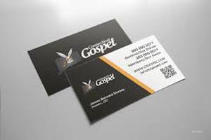 Portfolio for Business card desing