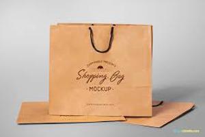 Portfolio for Shopping bag design