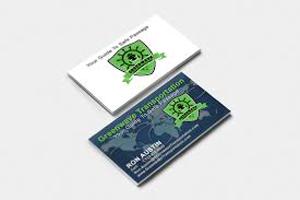 Portfolio for Business cards