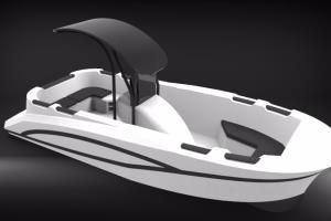 Portfolio for Sell Boat design (Tuana)