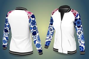Portfolio for Graphic/Product/Garment 3D Designer With