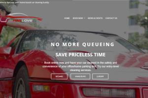 Portfolio for Website development CMS based