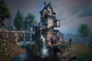 Portfolio for 3D Game Environment Designing