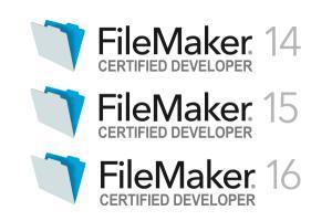 Portfolio for FileMaker 14,15,16 Certified Developer