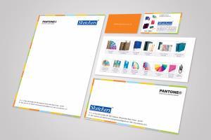 Portfolio for Vector Tracing, Corporate Identity