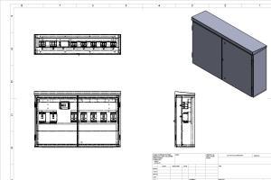 Portfolio for Sheet metal design