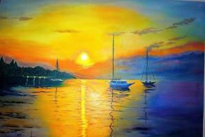 Portfolio for Painting Artist