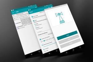 Portfolio for iOS application development