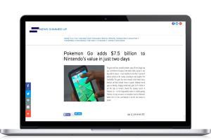 Portfolio for Enterprise Mobile App Development