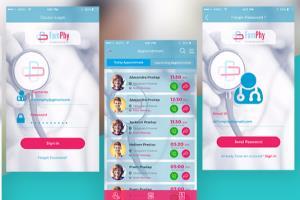 Portfolio for Web Design, UI UX Designer