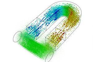 Portfolio for Multiphysics simulation with Elmer FEM