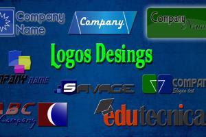 Portfolio for Logo design, banners and photo editing