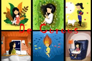 Portfolio for Children Book Illustration