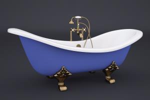 Portfolio for Bathroom modeling