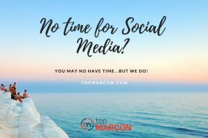 Portfolio for Social Media Manangement: 5 Profiles