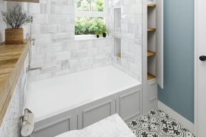 Portfolio for Bathroom Renovations