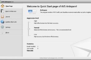 AVS Antispam