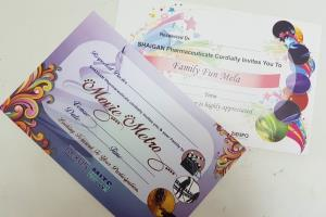 Portfolio for I will Design Attractive Invitation card