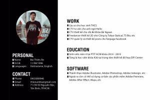Portfolio for 2D Graphic Design