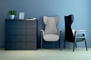 Portfolio for 3D Furniture modeling and rendering