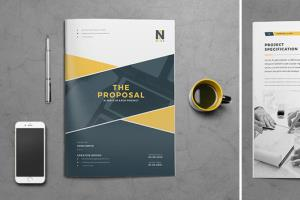 Portfolio for Investment proposal writing