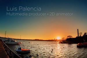 Portfolio for Multimedia producer. Motion Graphics